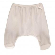 Pantalon Pieds Rim Gris clair