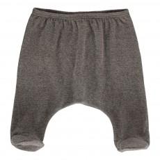 Pantalon Pieds Rim Gris