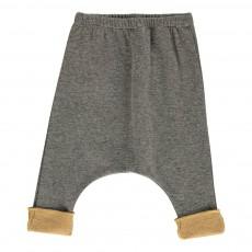 Pantalon Poches Isaac Gris
