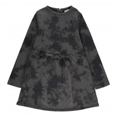 Robe Tie And Dye Agnes Gris