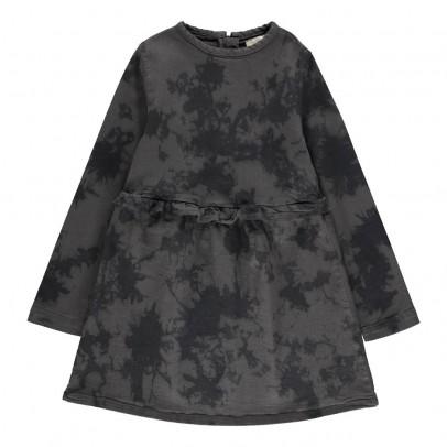 robe tie and dye agnes gris louis louise mode enfant. Black Bedroom Furniture Sets. Home Design Ideas