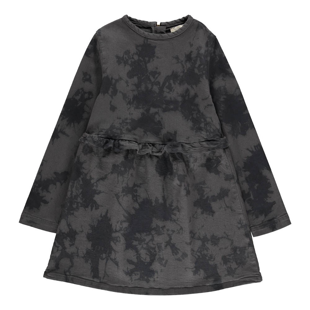 robe tie and dye agnes gris louis louise mode enfant smallable. Black Bedroom Furniture Sets. Home Design Ideas