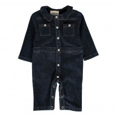 Combinaison Longue Mini Easy Denim