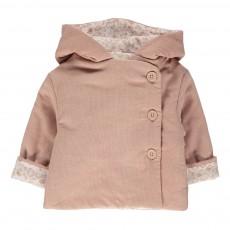Manteau Ami Rose pâle