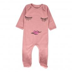 Pyjama Visage Nat Rose