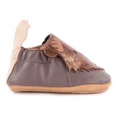 Chaussons Ted Blublu Taupe