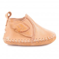 Chaussons Aile Bomok Camel