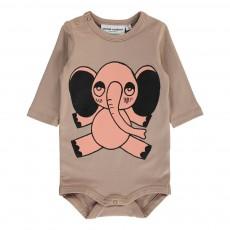 Body Elephant Coton Bio Beige