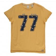 T-shirt 77 Ocre
