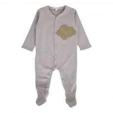 Pyjama Nuage Gris clair