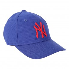 Casquette Curve 9Forty NY Bleu
