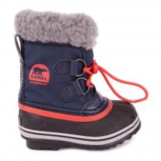 Boots Nylon Imperméable Yoot Pac Bleu marine