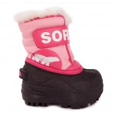 Boots Nylon Snow Commander Rose