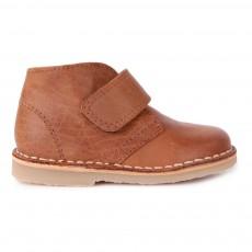 Desert Boots Scratch Camel