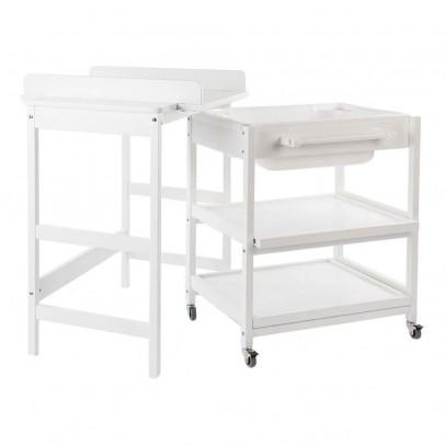 Table langer comfort smart baignoire blanc quax - Commande table a langer ...