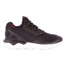 Baskets Lacets Tubular Noir
