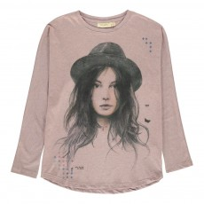 T-Shirt Betou Rose