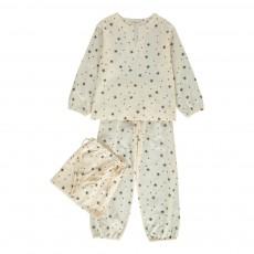 Pyjama Imprimé Etoiles Maurice Blanc