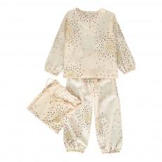 Pyjama à Pois Maurice Blanc