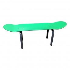Banc Skateboard - Vert