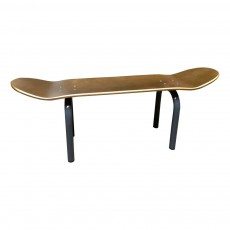 Banc Skateboard - Doré