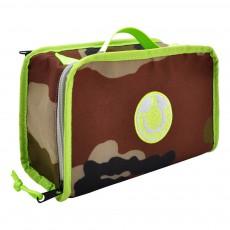 Lunch box - Militaire et fluo