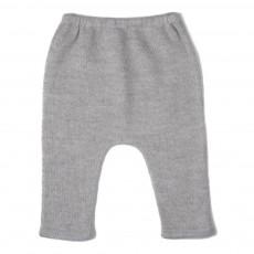 Sarouel Baby Alpaga Hammer Pants Gris clair