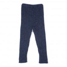 Pantalon Baby Alpaga Côtelés Everyday Pants Bleu marine