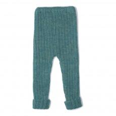 Pantalon Baby Alpaga Côtelés Everyday Pants Vert sapin