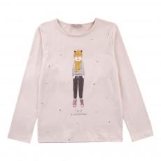 T-Shirt Emile Gris clair