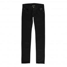 Pantalon Coupe Slim Noir