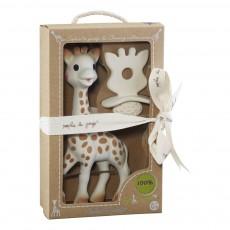 Coffret Sophie la girafe et anneau de dentition