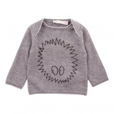 Pull Monstre Horrace Gris