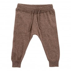 Jogger Maille Lee Gris