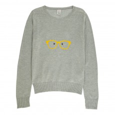 Pull Mamby Gris