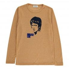 T-Shirt Bruce  Ocre