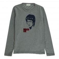 T-Shirt Bruce  Gris chiné