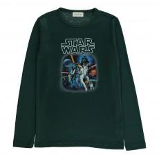 T-Shirt Starwars  Vert foncé