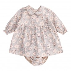 Ensemble Robe   Bloomer Liberty Bleu ciel