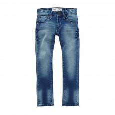 Jean Skinny Extreme Tapered Classics 520 Bleu