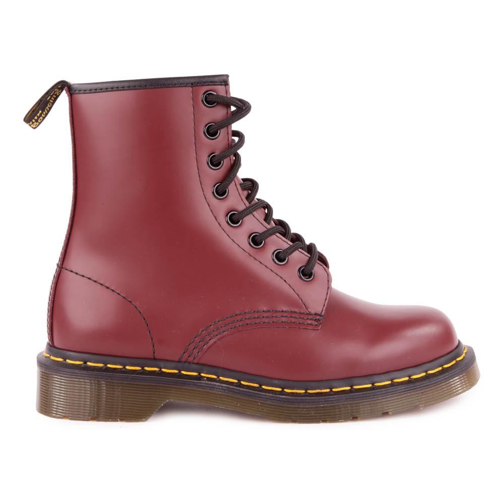 boots lacets originals 1460 bordeaux dr martens chaussures smallable. Black Bedroom Furniture Sets. Home Design Ideas