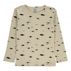 T-shirt Manches Longues Birch Beige