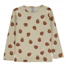 T-shirt Pomme de Pin Beige