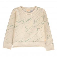 Sweat Marbre Beige