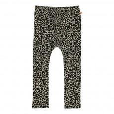 Pantalon Panthère Noir