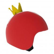Accessoire casque Egg couronne Jaune