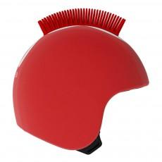 Accessoire casque Egg crête Rouge