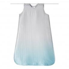 Gigoteuse édition luxe en laine merino Bleu