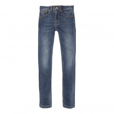 Jean Slim Icon Denim brut
