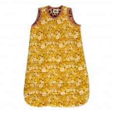 Gigoteuse en coton Fleurs Tigre Multicolore